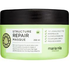 Maria Nila Vysoko intenzívna hydratačná maska na vlasy Structure Repair (Masque) 250ML