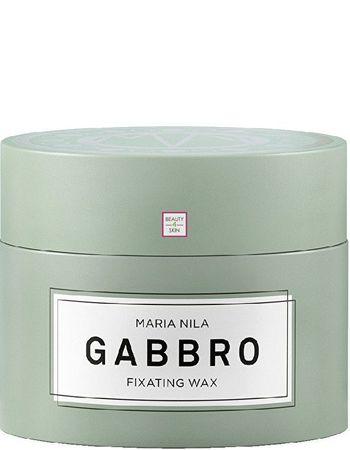 Maria Nila Rychleschnoucí tvarující vosk pro krátké vlasy Minerals Gabbro (Fixating Wax) 50 ml