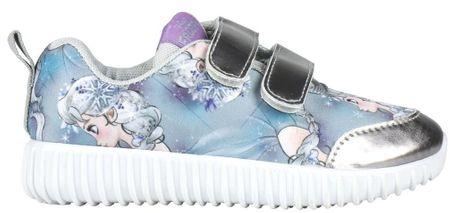 Disney lány sportcipő Frozen 24 kék