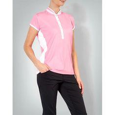 ALBERTO Alberto Fiona Dry Comfort Polo dámské golfové tričko