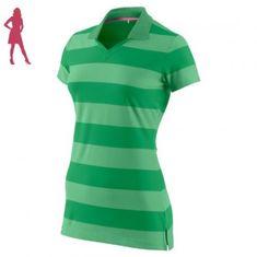 Nike Bold Shadow Stripe Polo