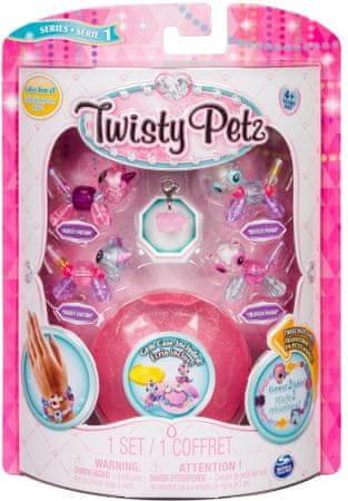 Spin Master Twisty Petz 4 kisállat karkötők - Unicorn és Panda