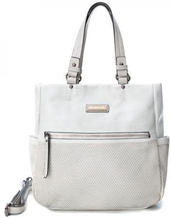 Refresh ženska torbica, bela