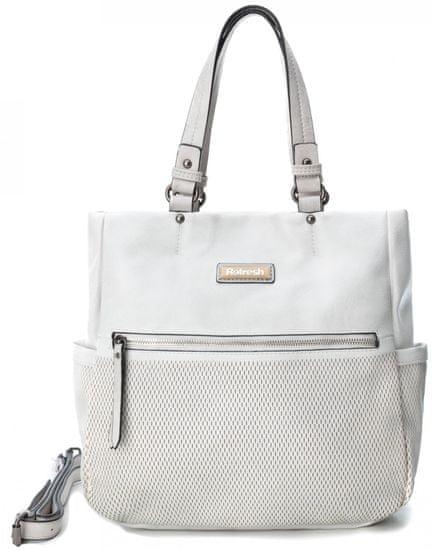 Refresh bílá kabelka