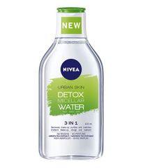 Nivea micelarna voda Urban Skin Detox, 3 v 1, 400ml