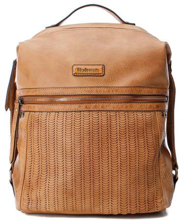Refresh dámský hnědý batoh