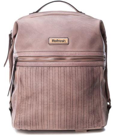 Refresh dámský růžový batoh