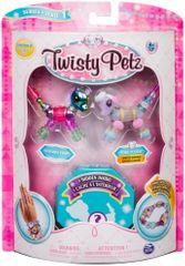 Spin Master Twisty Petz 3 karkötők/kisállatok - Pony és Poodle