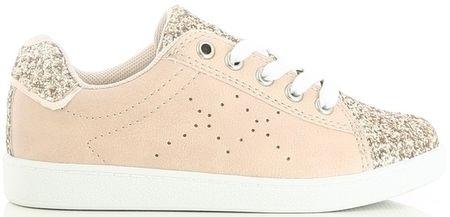 V+J csillogós lány sportcipő 30 rózsaszín
