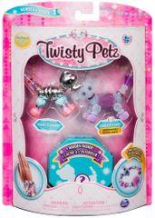 Spin Master Twisty Petz 3 karkötők/kisállatok - Elephant és Puppy
