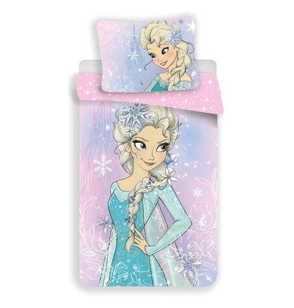 Jerry Fabrics posteljnina Frozen Elsa