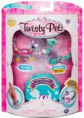 Spin Master Twisty Petz 3 karkötők/kisállatok - Mouse és Roo