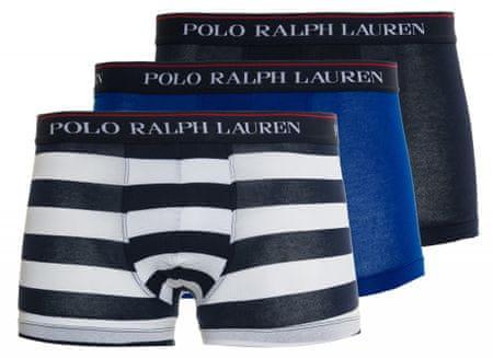 Ralph Lauren potrójne opakowanie męskich bokserek S wielobarwne
