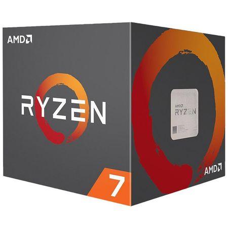 AMD procesor RYZEN 7 2700 MAX 3.2GHz 65W BOX WRAITH