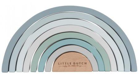 Little Dutch Skládačka modrá