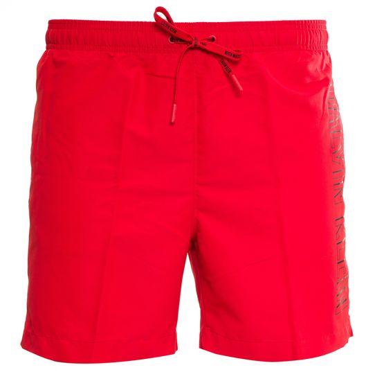 Calvin Klein pánské plavky S červená