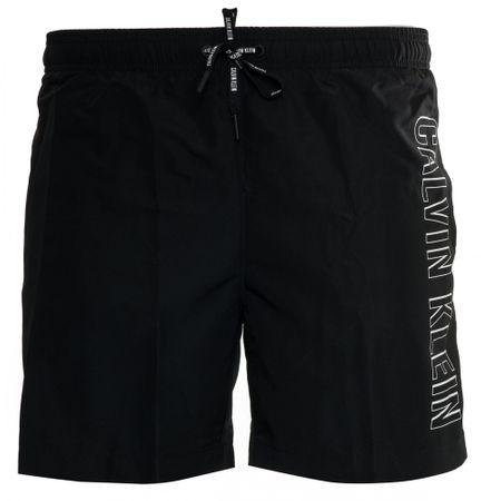 Calvin Klein pánské plavky L čierna