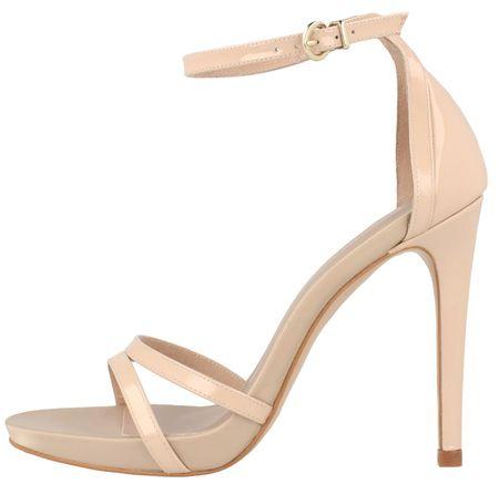 Roberto Botella dámské sandály 41 béžová