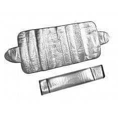 Sena zaščita za vetrobransko steklo Aluminum Shade, 180x85 cm