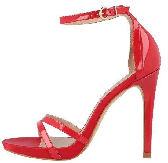 Roberto Botella dámské sandály 41 červená