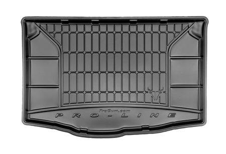 MAMMOOTH Vana do kufru, pro Mazda 2 (Hatchback) od r. 2014, černá