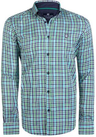 FELIX HARDY pánská košile M zelená