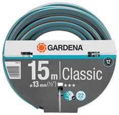 """Gardena 18000-20 tömlő Classic (1/2"""")15m armatúra nélkül"""