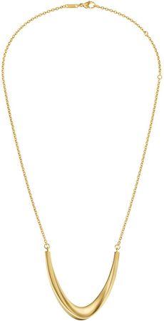 Calvin Klein Luksuzna pozlačena ogrlicaShapeKJ3YJN110100