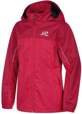 Hannah Peeta gyermek kabát 152 piros