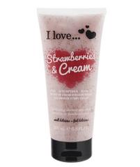 I love piling za tuširanje Strawberries & Cream
