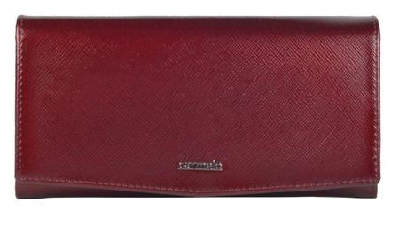 Carmelo Női pénztárca 2109D Bordo