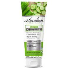 Naturalium Ogórek Body Scrub ( Cucumber Scrub Invigo rating) 175 ml
