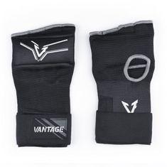 """VANTAGE VANTAGE Polstrované rukavice """"Combat Padded"""" - černé"""