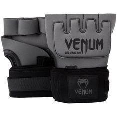 VENUM Venum rukavice Gel Kontact - šedo/černé