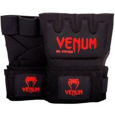 VENUM Venum rukavice Gel Kontact - černo/červené