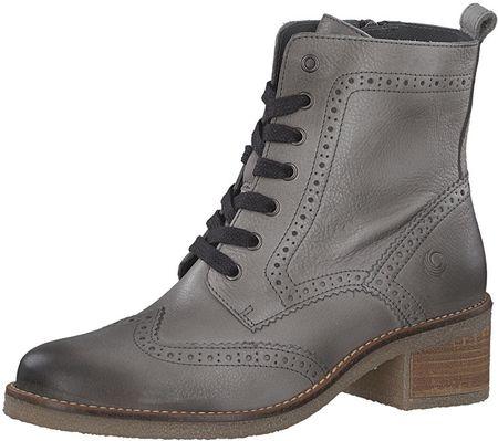 676be113c9 Dámske členkové topánky 8-8-25200-29-206 Graphite (Veľkosť 37)