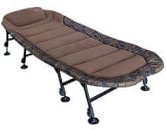 ZFISH Lehátko Camo Condor Bedchair 8 Leg