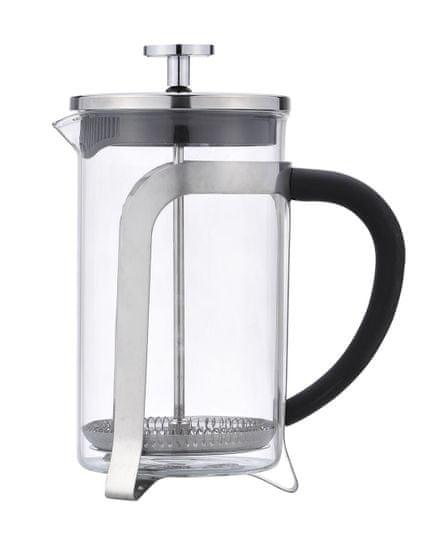 ILSA Kávovar french press 600 ml sklo/plast/nerez