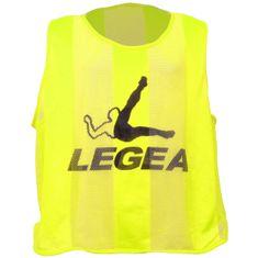 LEGEA rozlišovací dres Promo žltý
