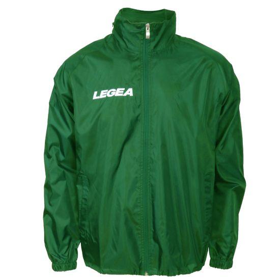LEGEA šuštiaková bunda Italia zelená veľkosť XL