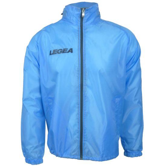 LEGEA šuštiaková bunda Tuono Cairo modrá veľkosť M