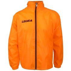 LEGEA šuštiaková bunda Tuono Cairo oranžová