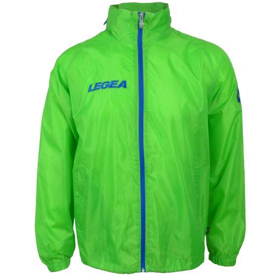 LEGEA šuštiaková bunda Tuono Cairo zelená veľkosť XS