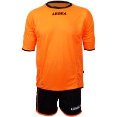 LEGEA komplet Cartagena reflexný oranžový