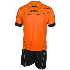 LEGEA komplet Tuono reflexný oranžový