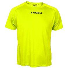 LEGEA dres Crimea reflexný žltý