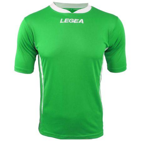 LEGEA dres Dusseldorf zelený veľkosť 3XS