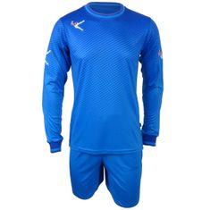 LEGEA brankársky komplet Anfield modrý