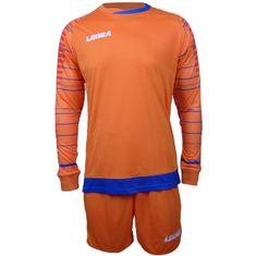 LEGEA brankársky komplet Reims oranžový