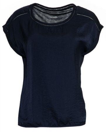 s.Oliver dámské tričko 36 tmavě modrá